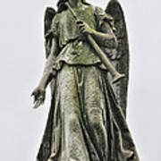 Angel With Trumpet Art Print