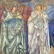 Angeli Ministrantes Art Print
