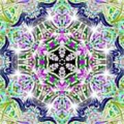 Angelic Dimensions Art Print