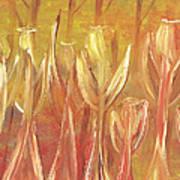 Angelic Symphony Art Print