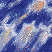 Angels Flight Trip Art Print