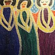 Angels Of Mercy Art Print