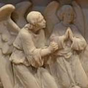Angels Art Print