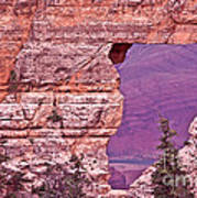 Angel's Window  Grand Canyon Art Print