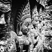 Angkor Beautiful Apsaras Art Print