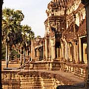 Angkor Wat 02 Art Print