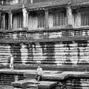 Angkor Wat Cambodia 3 Art Print