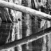 Angles And Reflections Art Print