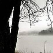 Angular Fog Art Print