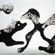 Animal Design 121027-1 Art Print