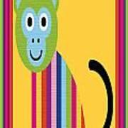 Animal Series 6 Art Print