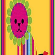 Animal Series 7 Art Print