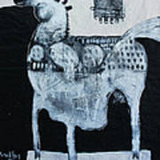 Animalia  Equos No 4 Art Print