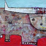 Animalia  Taurus 1 Art Print