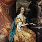 Ann Hyde, Duchess Of York (1637-1671) Art Print