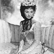 Anna Karenina, Vivien Leigh, 1948, Tm & Art Print