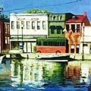 Annapolis Md Art Print