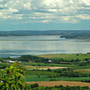 Annapolis Valley No.1 Art Print by George Cousins