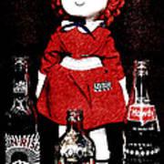 Annie Forever Art Print