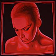 Annie Lennox Art Print