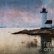 Annisquam Harbor Lighthouse Art Print