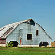 Another Barn To Repair Art Print