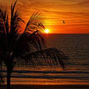 Another Beautiful Sunset Art Print