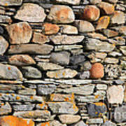 Another Stone In The Wall Art Print