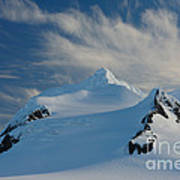 Antarctic Landscape Art Print