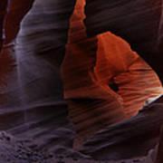 Antelope Canyon 34 Art Print