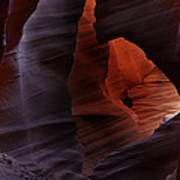 Antelope Canyon 27 Art Print