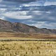 Antelope Island Camera Flats Art Print