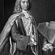 Anthony Askew (1722-1774) Art Print