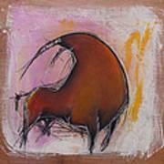 Antibullfight II Art Print