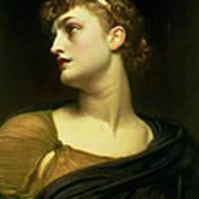 Antigone Art Print by Frederic Leighton