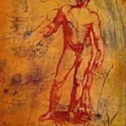 Antinous II Art Print