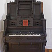 Antique Organ Art Print