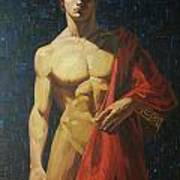 Anton Art Print