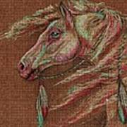 Apache Spirit Art Print