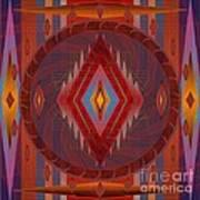 Apache Wind 2012 Art Print