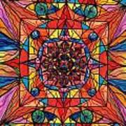 Aplomb Art Print by Teal Eye  Print Store