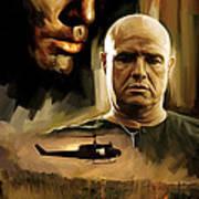 Apocalypse Now Artwork Art Print
