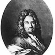 Apostolo Zeno (1668-1750) Art Print