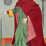 Apothecary, 15th Century Art Print