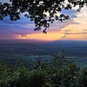 Appalachian Mountains Art Print