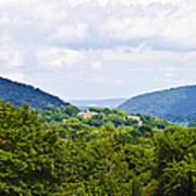 Appalachian Mountains West Virginia Art Print