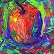Apple A Day Art Print