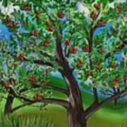 Apple Acres Art Print