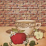 Apple Cider Art Print