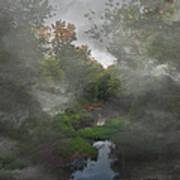 Apple Creek  Art Print